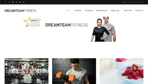 Dreamteamfitness.de von Mary Wagner