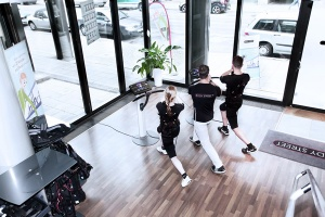 Training bei Bodystreet